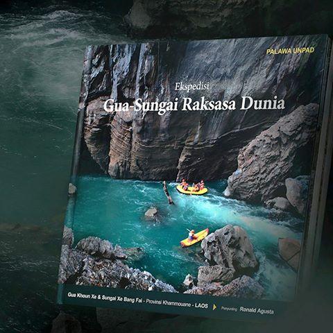 Buku: Ekspedisi Gua-Sungai Raksasa Dunia