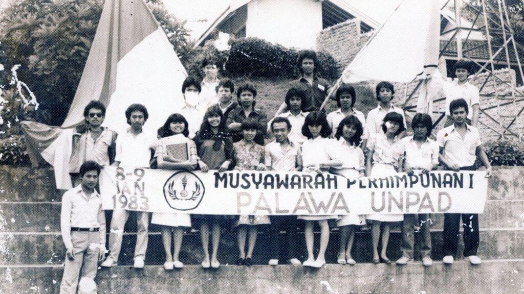 Angkatan Pager Wangi (PW) sebagai angkatan pendiri/pertama lahir pada 5 Oktober 1982. (Foto: Ist)
