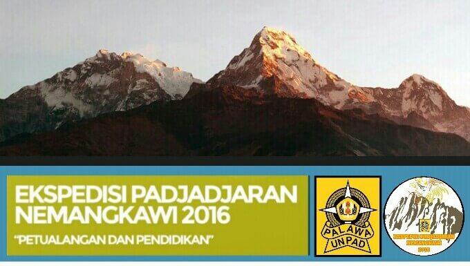 Ekspedisi Padjadjaran Nemangkawi 2016