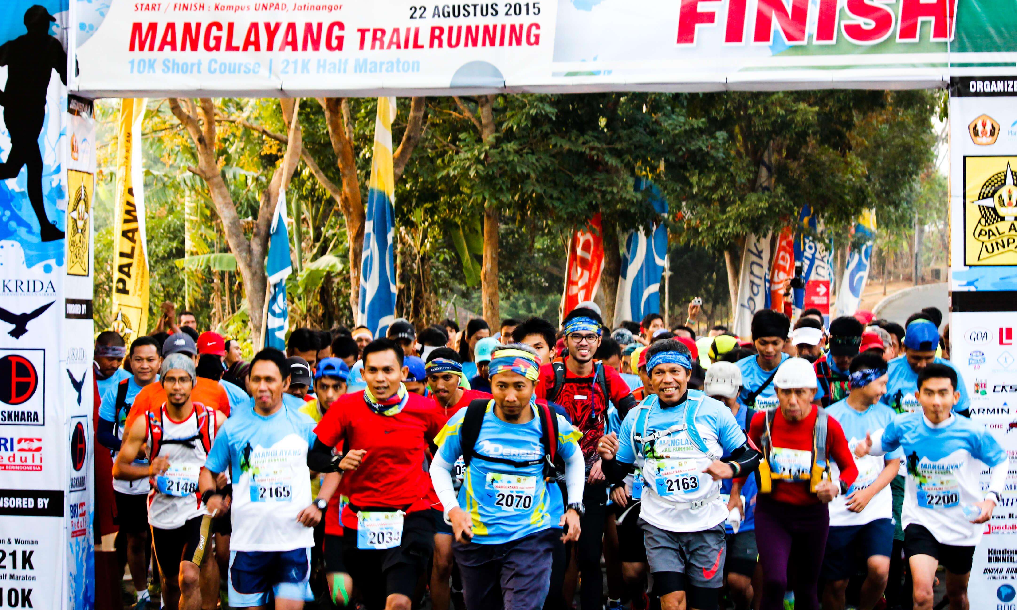 Manglayang Trail Running 2015